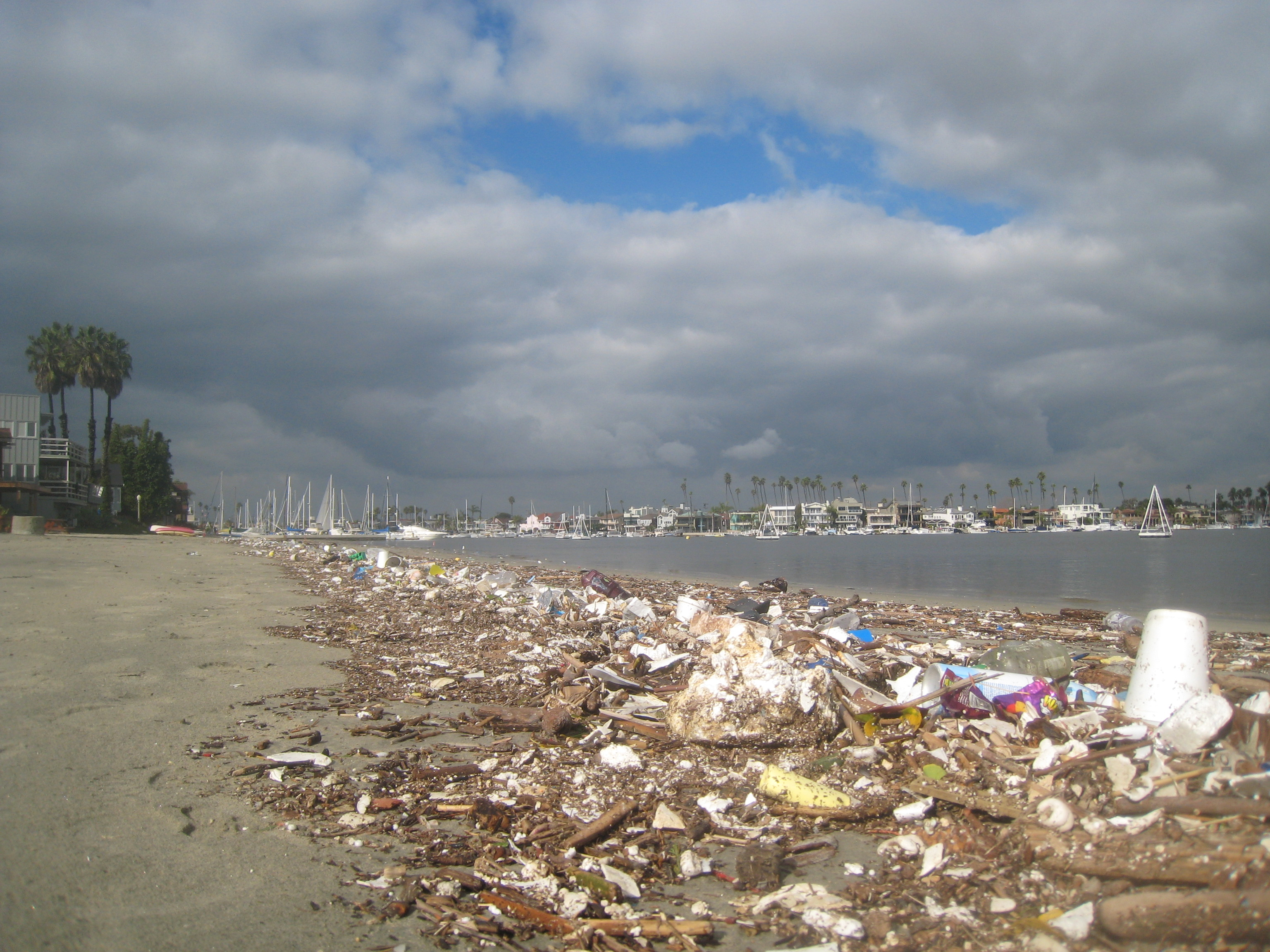 Long Beach Pollution The Best Beaches In World